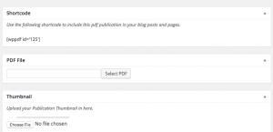 WP PDF