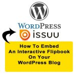 wordpress issuu